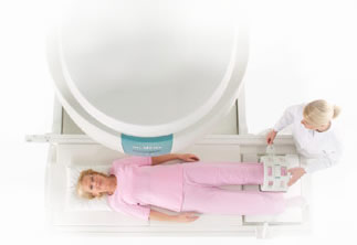 Imagenes de la resonancia magnética